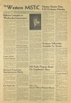 The Western Mistic, November 14, 1952 by Moorhead State Teachers College