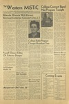 The Western Mistic, December 5, 1952 by Moorhead State Teachers College