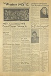 The Western Mistic, February 6, 1953 by Moorhead State Teachers College