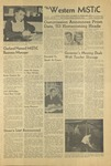 The Western Mistic, March 27, 1953 by Moorhead State Teachers College