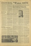 The Western Mistic, April 24, 1953 by Moorhead State Teachers College