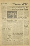 The Western Mistic, October 29, 1954 by Moorhead State Teachers College