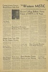The Western Mistic, January 7, 1955 by Moorhead State Teachers College