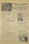 The Western Mistic, January 21, 1955 by Moorhead State Teachers College