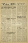 The Western Mistic, January 28, 1955 by Moorhead State Teachers College
