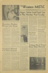 The Western Mistic, March 25, 1955 by Moorhead State Teachers College