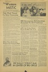 The Western Mistic, September 30, 1955 by Moorhead State Teachers College