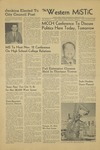 The Western Mistic, November 4, 1955 by Moorhead State Teachers College