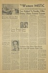The Western Mistic, January 13, 1956 by Moorhead State Teachers College
