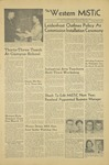 The Western Mistic, March 9, 1956 by Moorhead State Teachers College