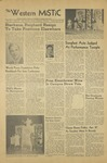The Western Mistic, April 20, 1956 by Moorhead State Teachers College