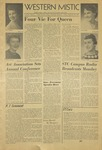 The Western Mistic, September 28, 1956 by Moorhead State Teachers College