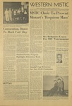 The Western Mistic, November 9, 1956 by Moorhead State Teachers College