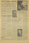 The Western Mistic, March 1, 1957 by Moorhead State Teachers College