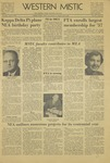 The Western Mistic, April 4, 1957 by Moorhead State Teachers College