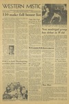 The Western Mistic, November 8, 1957 by Moorhead State College