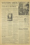 The Western Mistic, January 24, 1958 by Moorhead State College