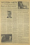 The Western Mistic, January 31, 1958 by Moorhead State College