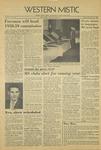 The Western Mistic, February 21, 1958