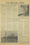The Western Mistic, March 28, 1958 by Moorhead State College