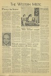 The Western Mistic, May 15, 1958 by Moorhead State College