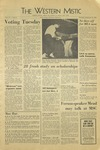 The Western Mistic, September 25, 1958 by Moorhead State College