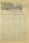 The Western Mistic, October 23, 1958 by Moorhead State College