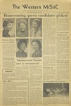 The Western Mistic, October 9, 1959 by Moorhead State College