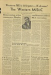 The Western Mistic, October 14, 1959 by Moorhead State College