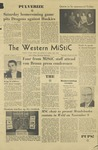 The Western Mistic, October 22, 1959 by Moorhead State College