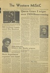 The Western Mistic, October 29, 1959 by Moorhead State College