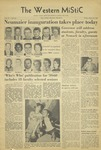 The Western Mistic, March 25, 1960 by Moorhead State College