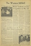 The Western Mistic, May 6, 1960 by Moorhead State College