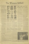 The Western Mistic, September 23, 1960 by Moorhead State College
