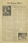 The Western Mistic, October 14, 1960 by Moorhead State College