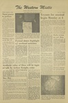 The Western Mistic, December 9, 1960 by Moorhead State College