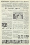 The Western Mistic, September 22, 1961 by Moorhead State College