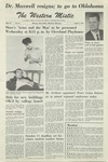 The Western Mistic, October 6, 1961 by Moorhead State College