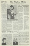 The Western Mistic, October 27, 1961 by Moorhead State College
