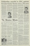 The Western Mistic, March 30, 1962 by Moorhead State College