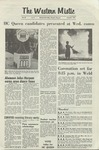 The Western Mistic, October 12, 1962 by Moorhead State College