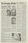 The Western Mistic, October 26, 1962