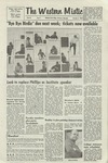 The Western Mistic, November 2, 1962 by Moorhead State College