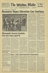 The Western Mistic, April 5, 1963 by Moorhead State College