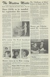 The Western Mistic, May 11, 1962 by Moorhead State College