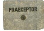Praeceptor, 1916